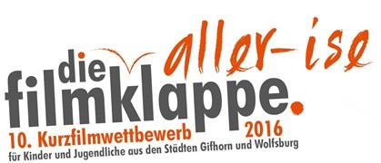 Logo Filmklappe 2016