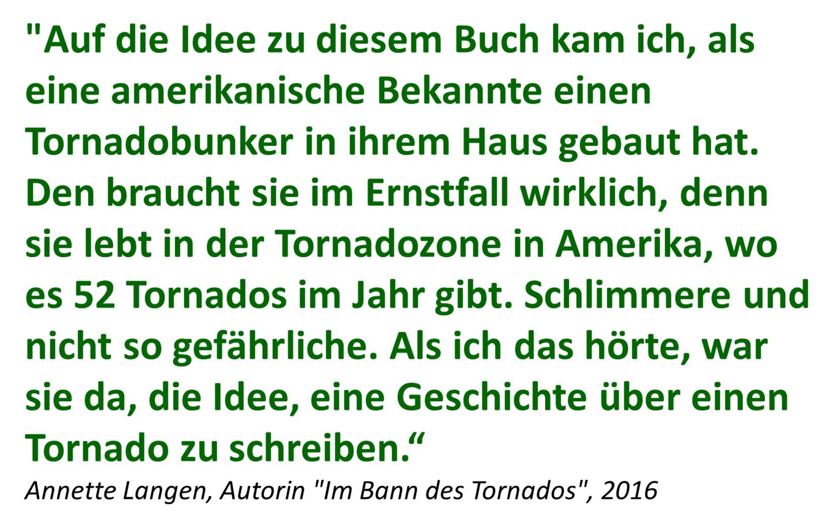 """Ergänzendes Unterrichtsmaterial """"Im Bann des Tornados"""" – Welttag des ..."""