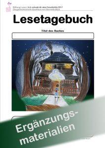 """Lesetagebuch-titel-ergaenzung-213x300 in UNTERRICHTSMATERIAL: """"DAS GEHEIMNISVOLLE SPUKHAUS"""" – WELTTAG DES BUCHES 2017"""